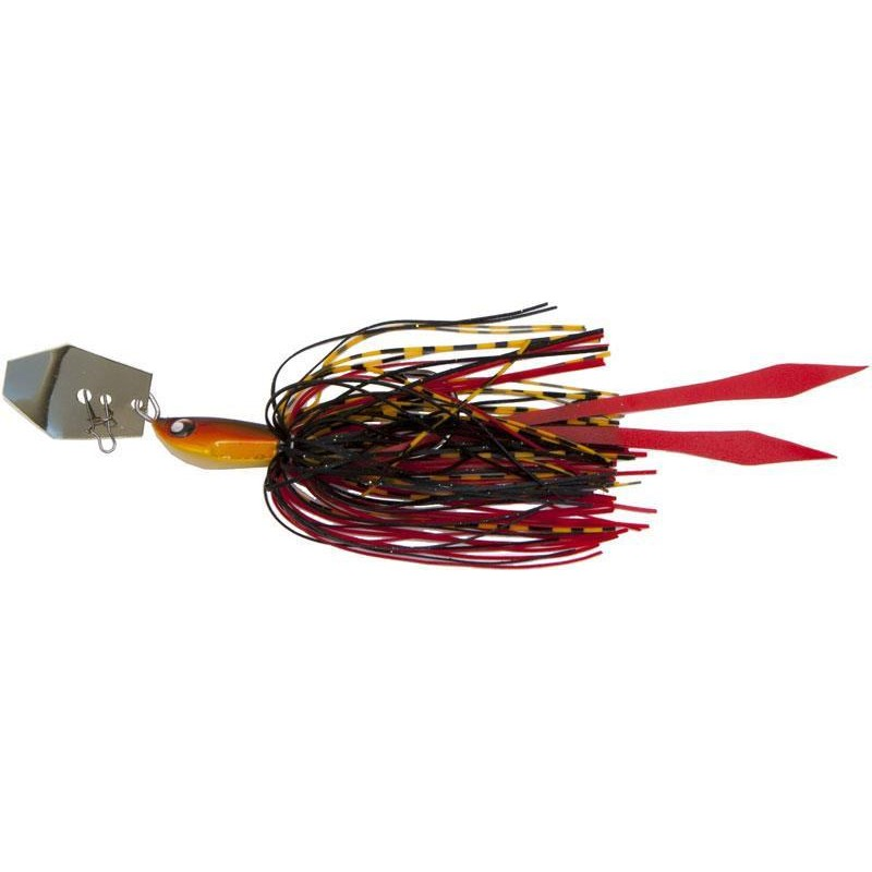 Lures Volkien HURRICANE CB 14G TEXAS BLACK RED
