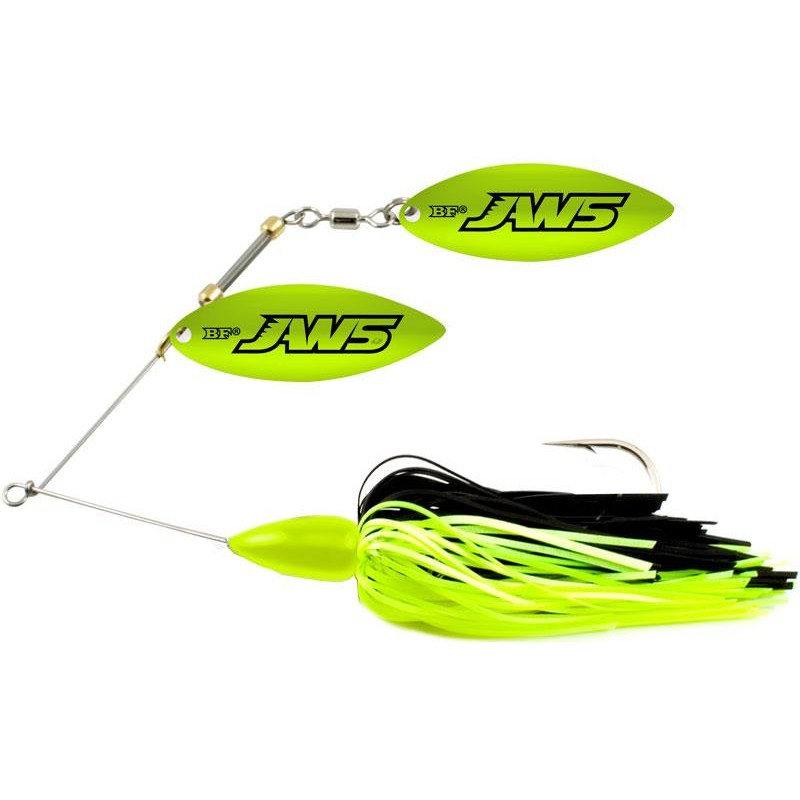 Lures Black Flagg JAWS 25G BLACK FURY