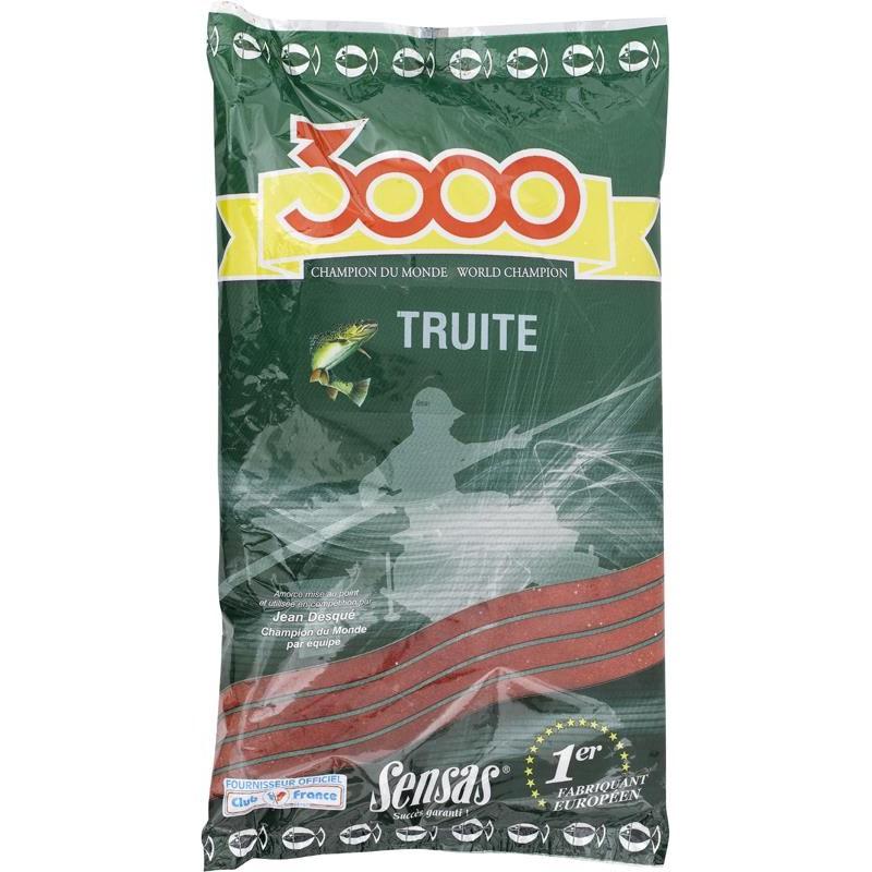 AMORCE SENSAS 3000 TRUITE - 03941