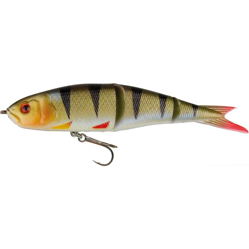 Lures Savage Gear SOFT 4PLAY READY TO FISH 13CM PERCHE