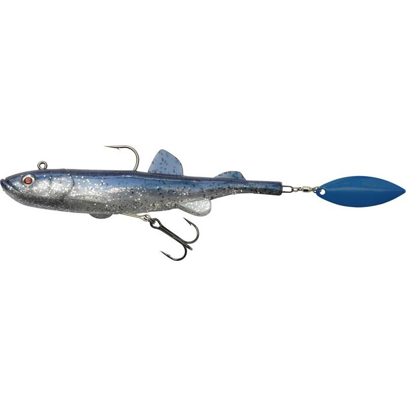Lures Quantum Specialist RUBBER DUCK SHAD 60G DUSK TO DAWN