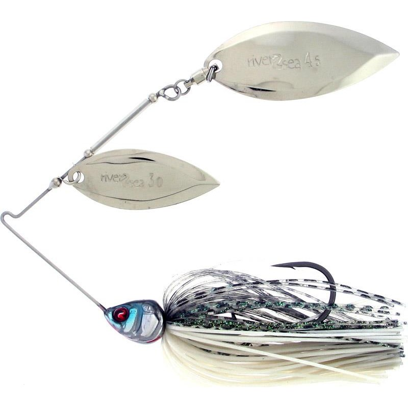 Lures River2Sea BLING DW 14G ABALONE SHAD