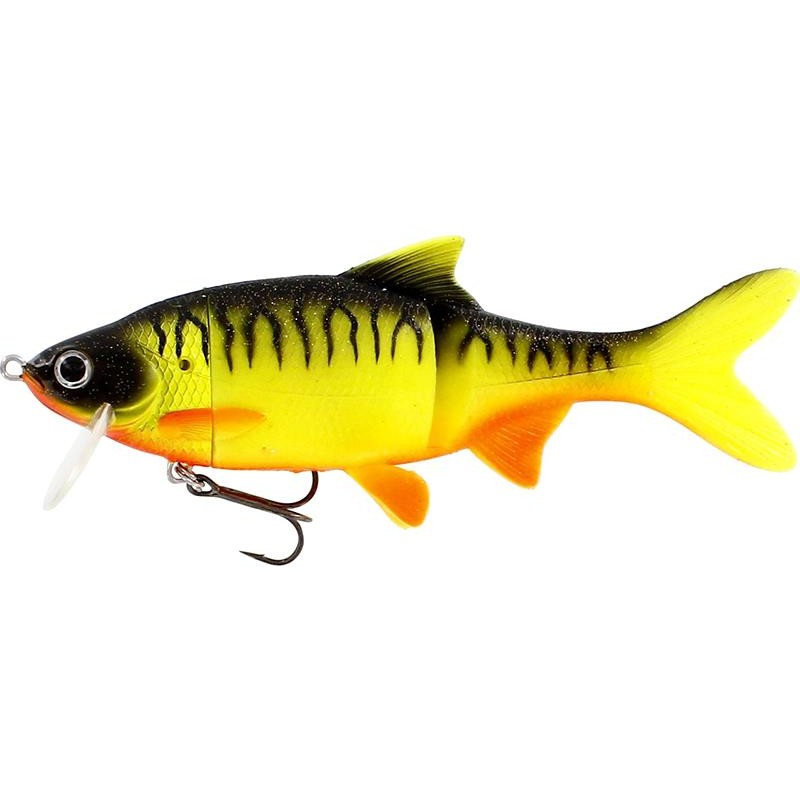Lures Westin RICKY THE ROACH LEURRE FLOTTANT 15CM FIRE PERCH