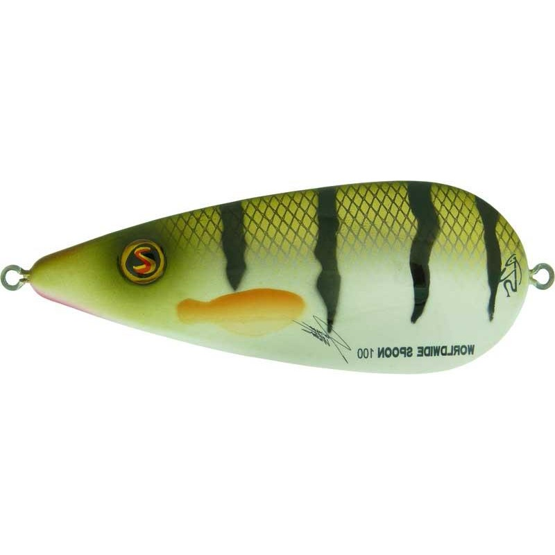 WOLRDWIDE SPOON 100 10CM PERCH