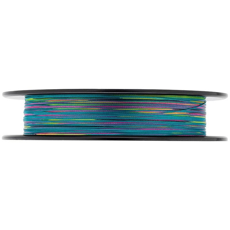 TRESSE DAIWA J BRAID X 8 MULTICOLORE - 300M - 10/100