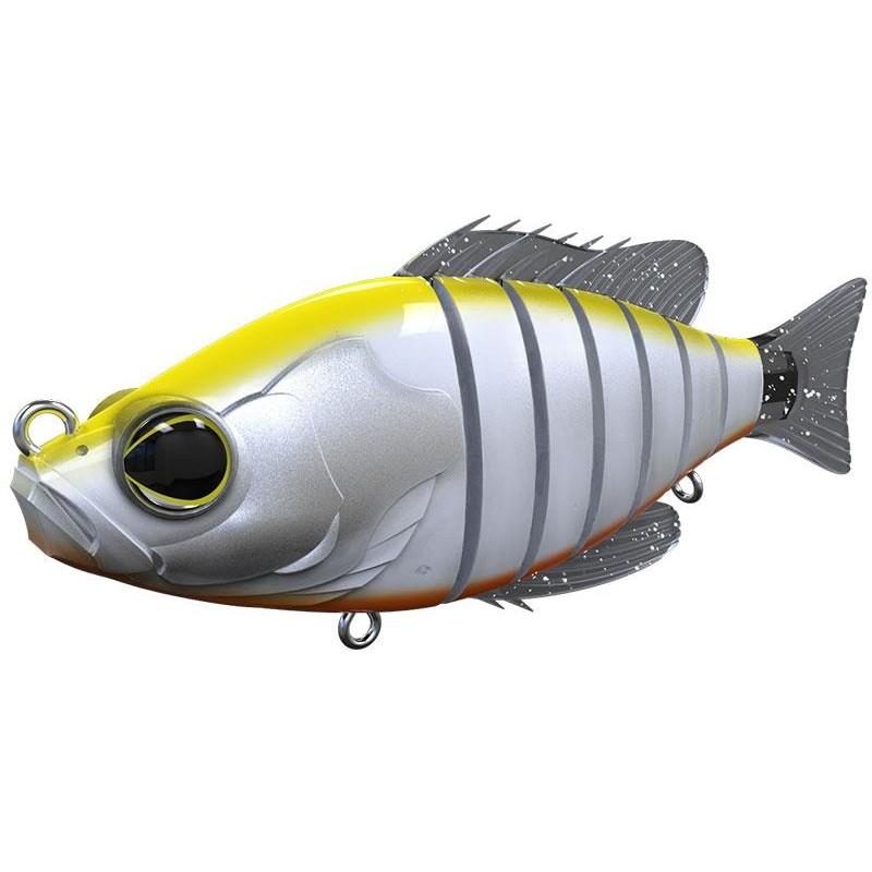 Lures Biwaa Fishing Performance SEVEN 18CM HI VIZ