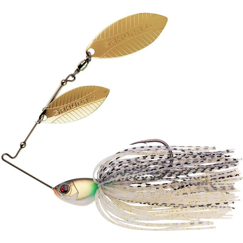 Lures Sakura MONARC 7G GOLDEN SHINER