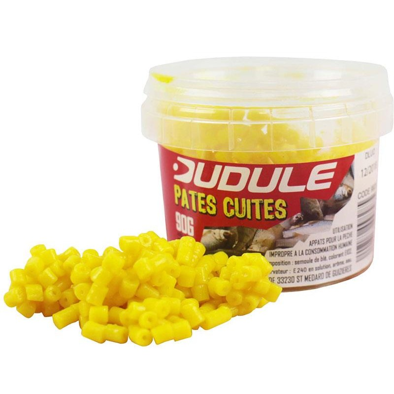 Baits & Additives Dudule PATES CUITES 1009828