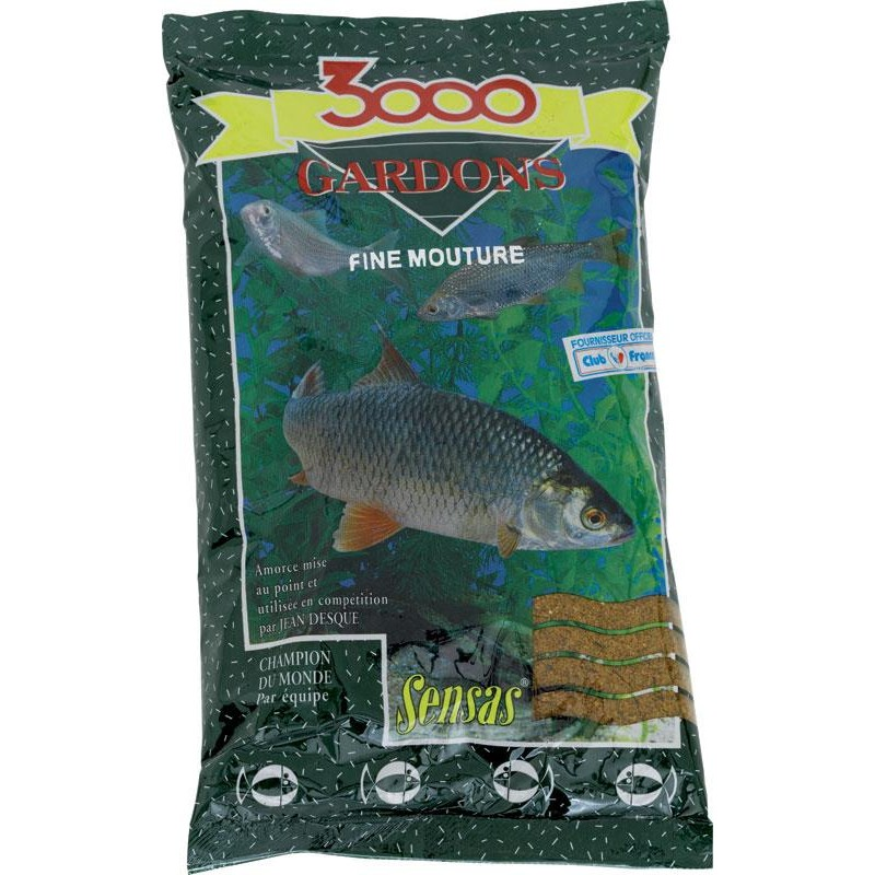 Baits & Additives Sensas 3000 GARDONS 10371