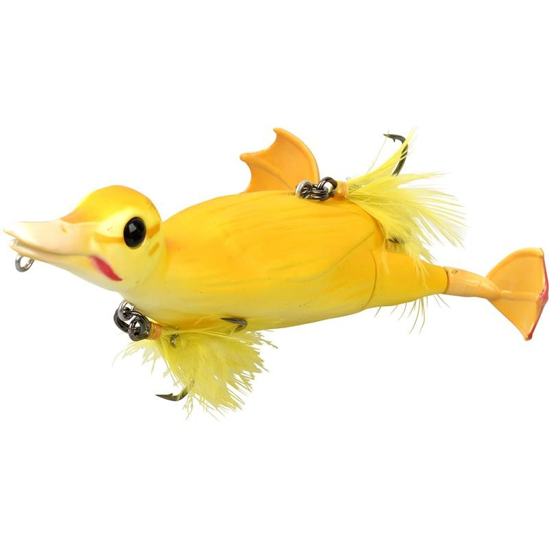 Lures Savage Gear 3D SUICIDE DUCK 10.5CM 02 - YELLOW