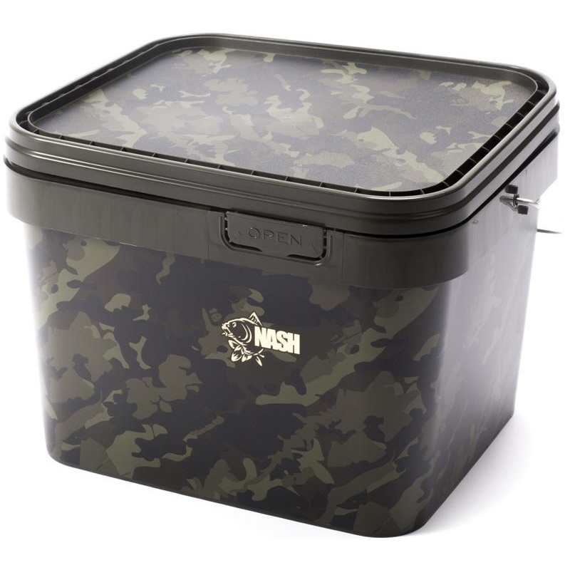 SEAU A APPATS NASH RECTANGULAR BUCKET - 10L