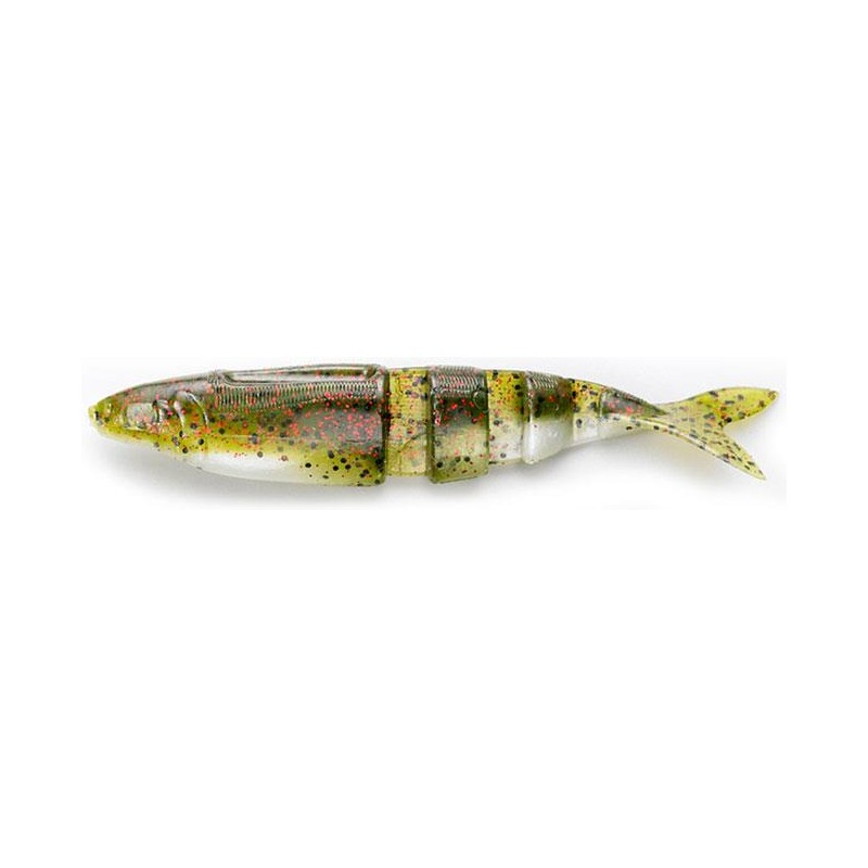 Lures Lake Fork LIVE MAGIC SHAD 11CM WATERMELON/RED