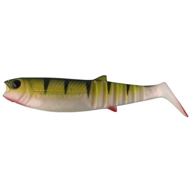 CANNIBAL SHAD 8CM 12 PERCH - PERCHE