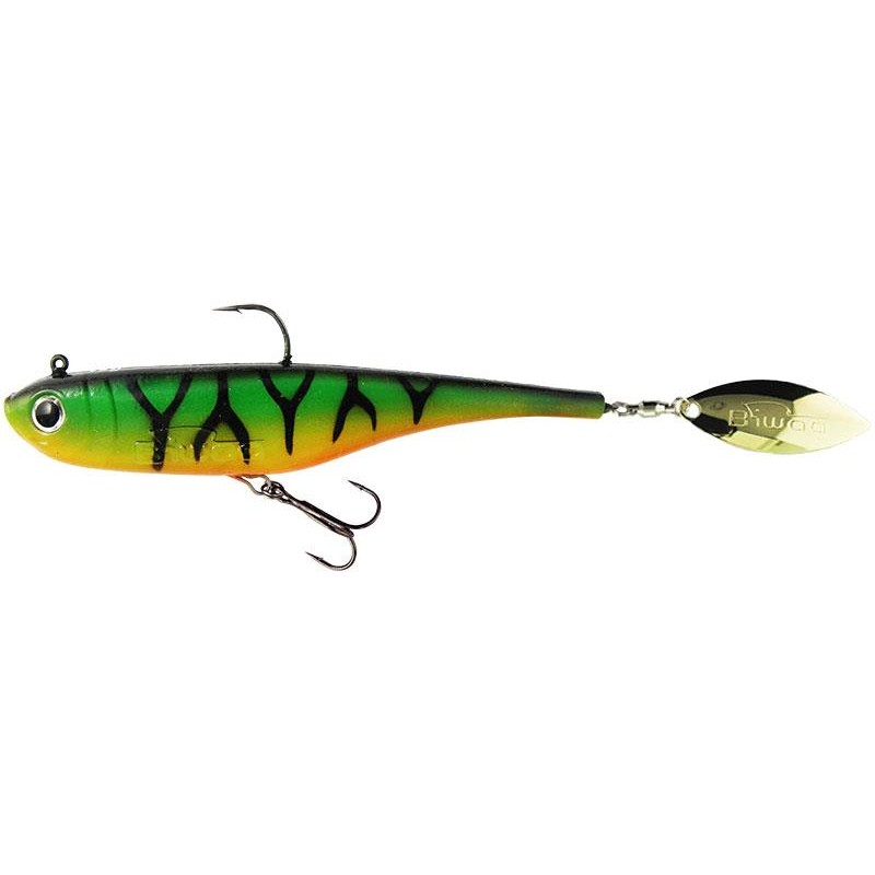 Lures Biwaa Fishing Performance DIVINATOR BIG   25CM DIVINATOR BIG 25CM FIRE TIGER