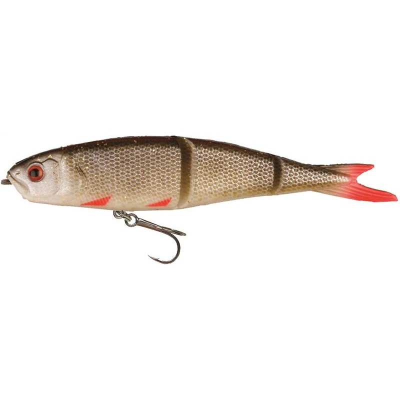 Savage Gear  SOFT 4PLAY READY TO FISH 13CM Rudd