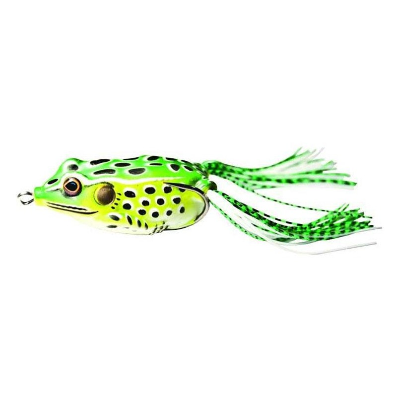 Lures Adam's FROG FG 131 GREEN YELLOW