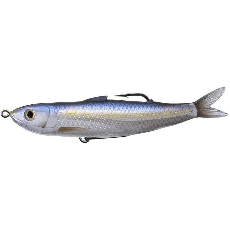 Lures Livetarget HOLLOW BODY SHINER 13.5CM METALLIC BLUE SHINER