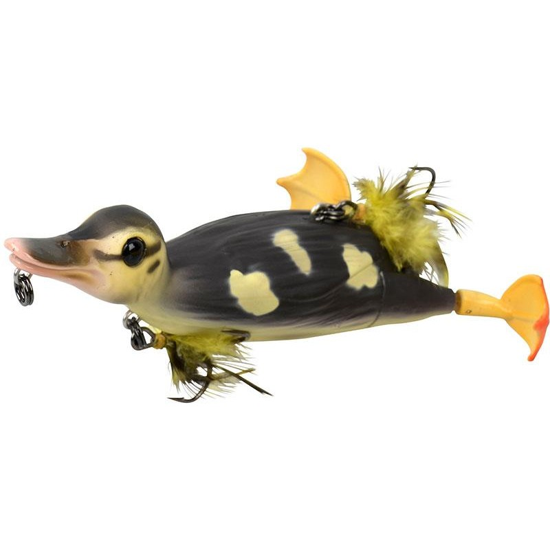 Lures Savage Gear 3D SUICIDE DUCK 15CM 01 - NATURAL