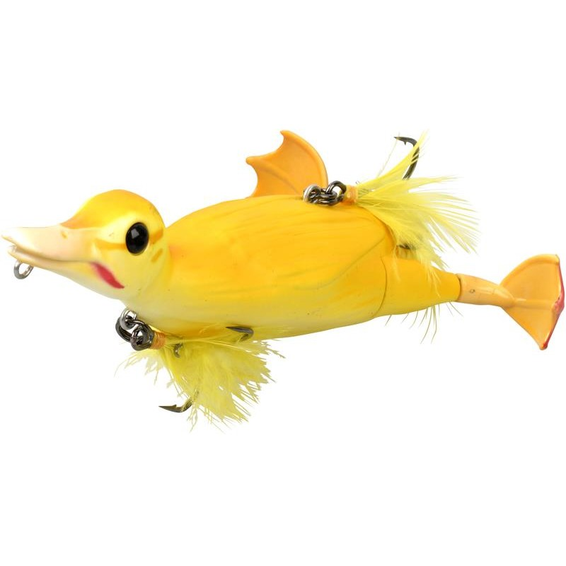Savage Gear  3D SUICIDE DUCK 15cm 02 - Yellow