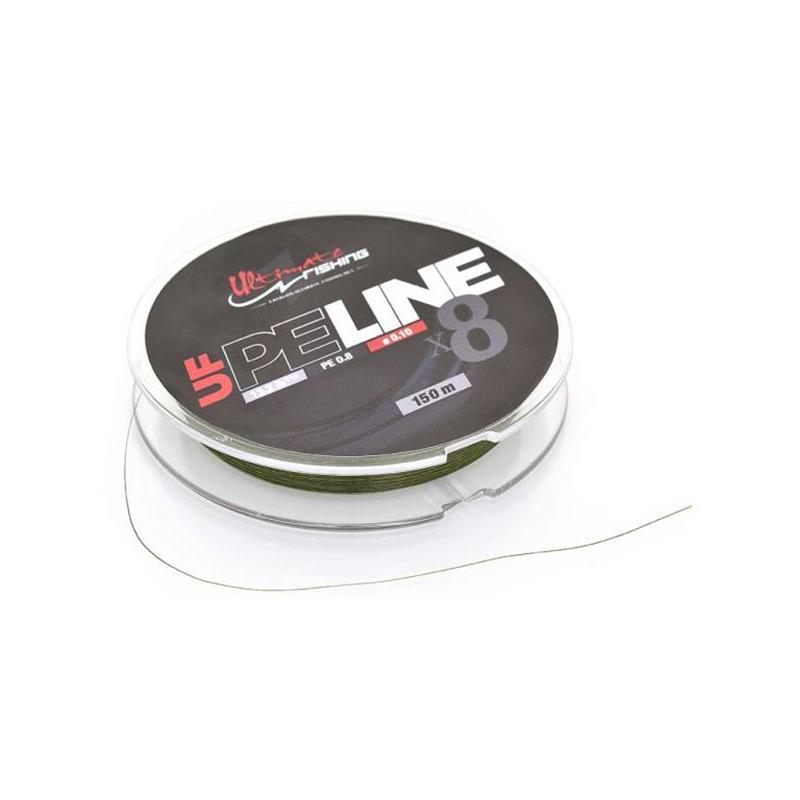 UF PE LINE X8 150M 17/100