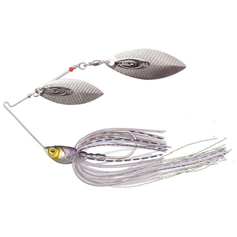 HIGH PITCHER MAX DOUBLE WILLOW 21G 17 DOUBLE WILLOW - SPARKLE ICE SHAD