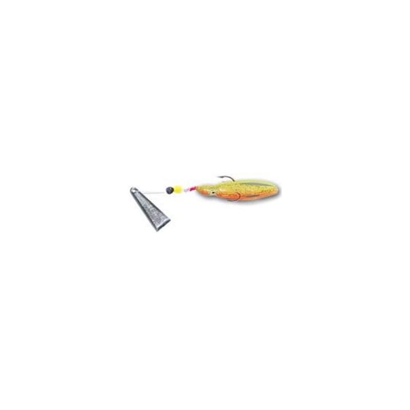 Tying Delalande MONTE OCTOPUS 4CM 18 9.5G