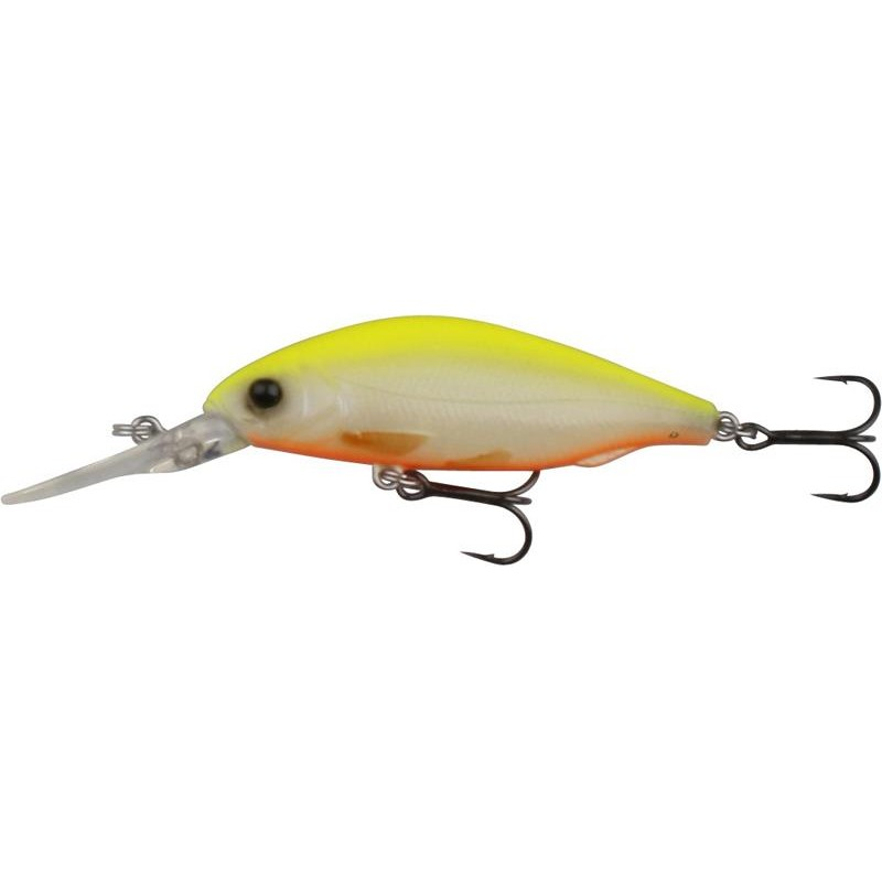 Lures Savage Gear DIVING PREY 6.3CM 18 LEMON BACK