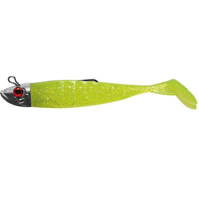 Lures Delalande NEO SHAD 11CM CHARTREUSE