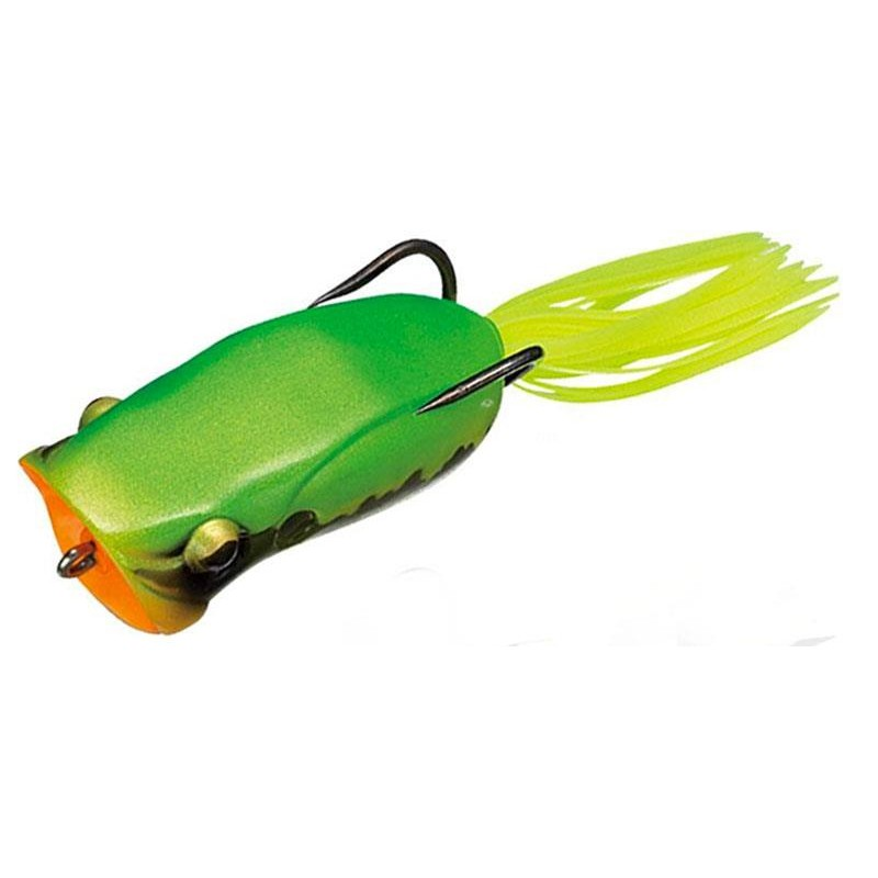 Lures Ever Green POPPER FROG 6CM TREE FROG