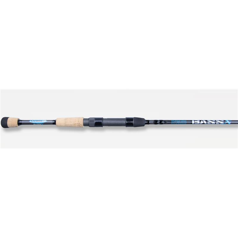 Rods St. Croix BASS X CANNE SPINNING 207CM / 5.5 17.5G