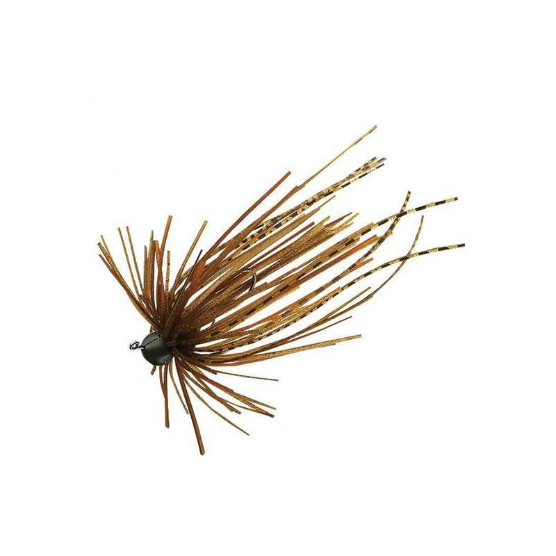 Lures Ever Green C 4 JIG 209 3.8G - BROWN CAMO