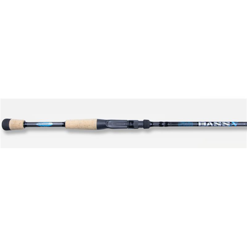 Rods St. Croix BASS X CANNE SPINNING 213CM / 5.5 17.5G