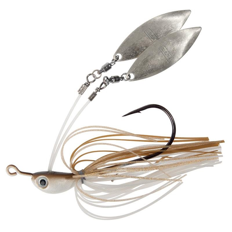 Lures Hart MANOLO TWIN SPINNER 21G 21GR AYU BRUTAL