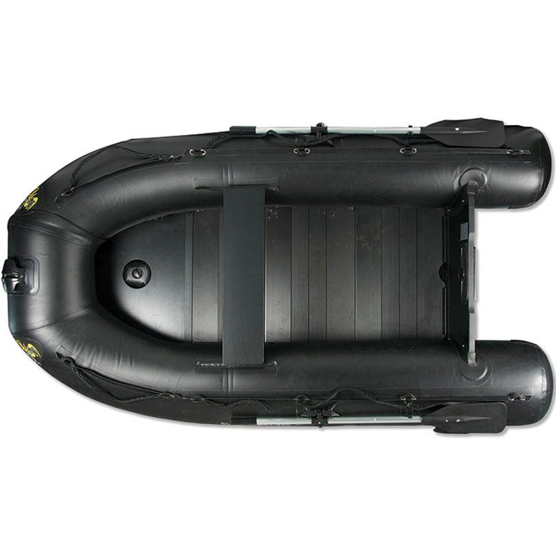 BATEAU PNEUMATIQUE CARP SPIRIT BLACK BOAT 230
