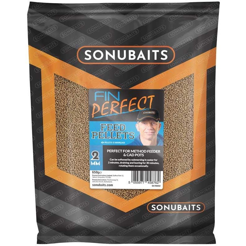 PELLET SONUBAITS FEED PELLETS FIN PERFECT - 2mm