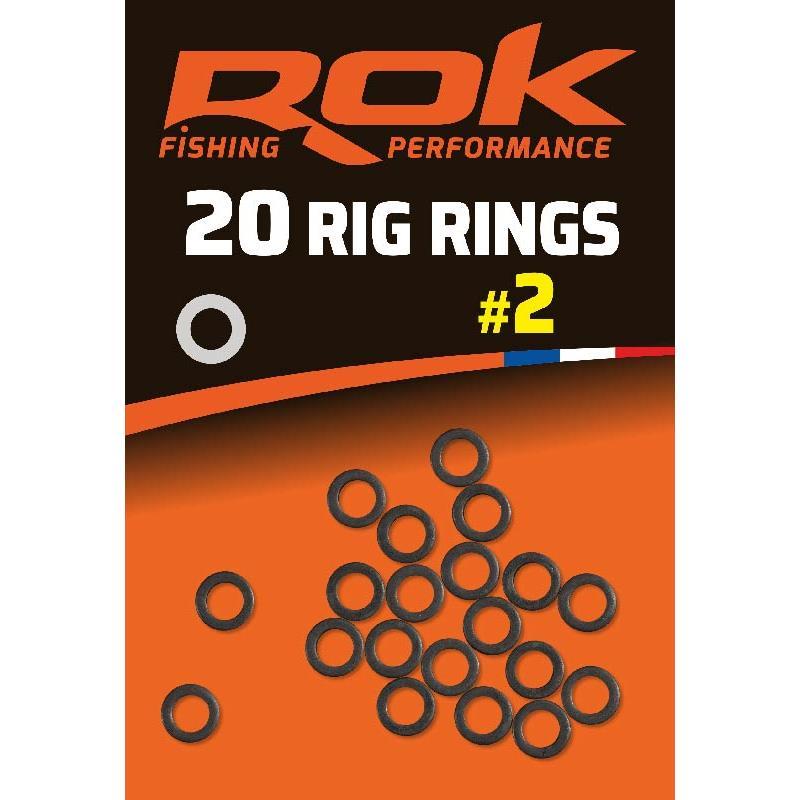 Tying Rok Fishing RIG RING 2MM