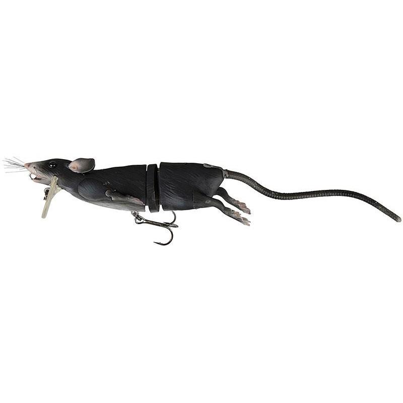 Lures Savage Gear 3D RAD 30CM 02 - BLACK