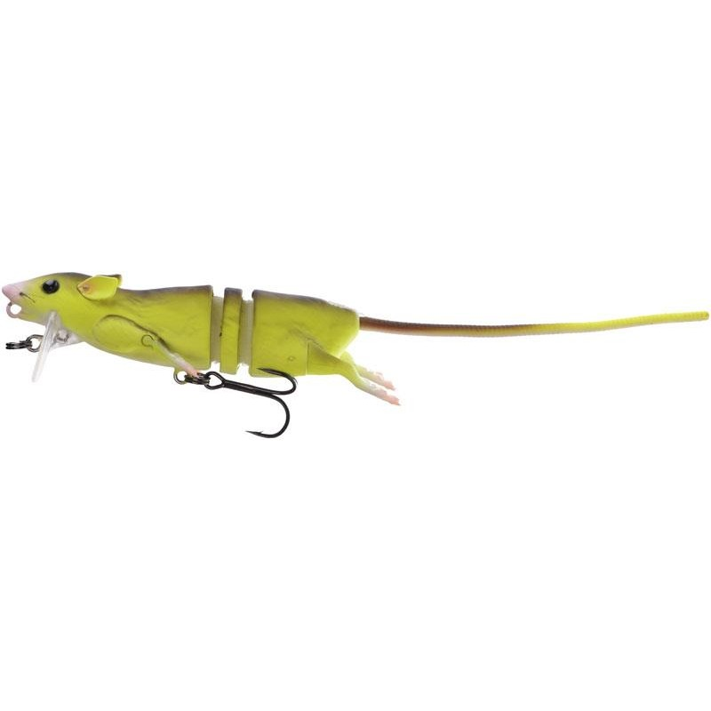 3D RAD UV FLUO 30CM FLUO YELLOW