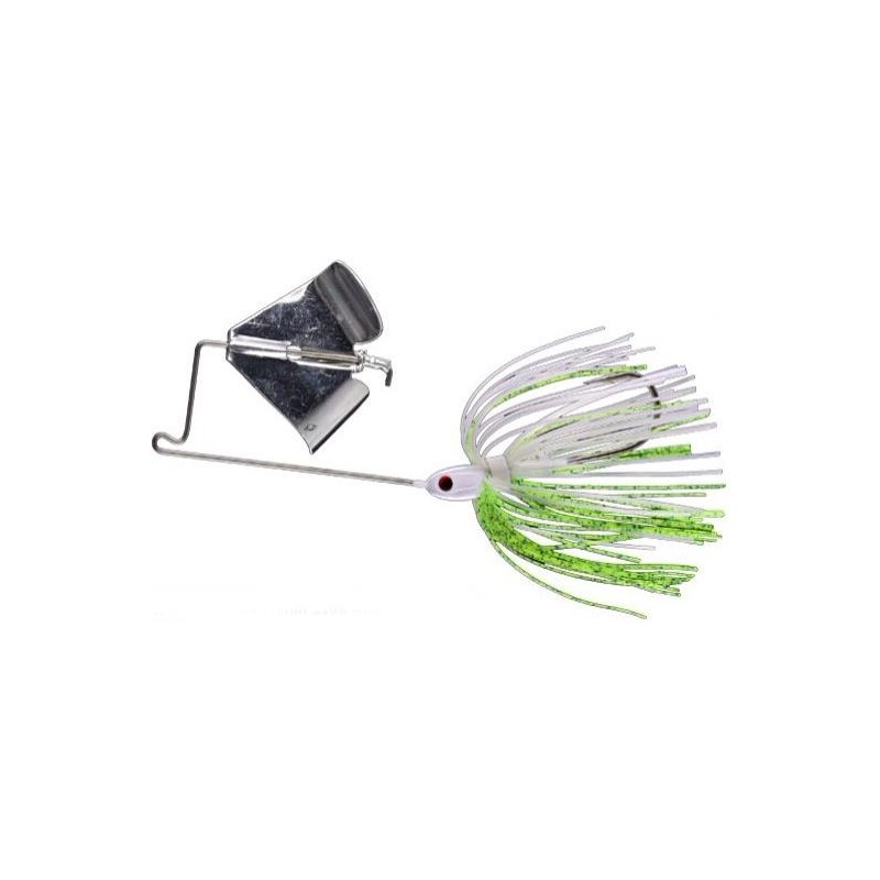 Lures Cyclone Baits CLASSIC BUZZBAIT 10G 33811S - WHITE CHARTREUSE