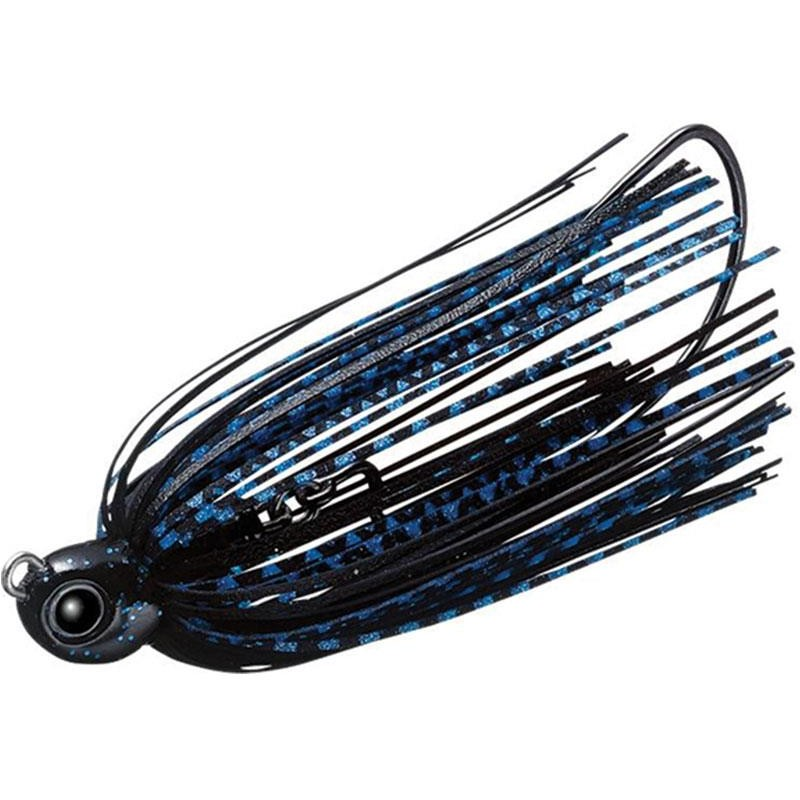Lures Ever Green SWIMMMING TROOPER 18G BLACK BLUE