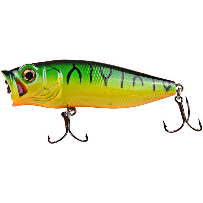 Lures Effzett FINESSE POPPERS 3.5CM FIRE SHARK