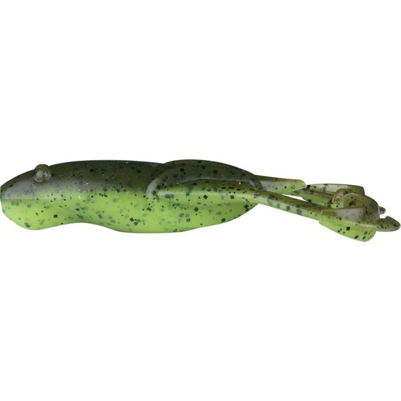 Lures Keitech NOISY FLAPPER 9CM GREEN PUMPKIN CHARTREUSE