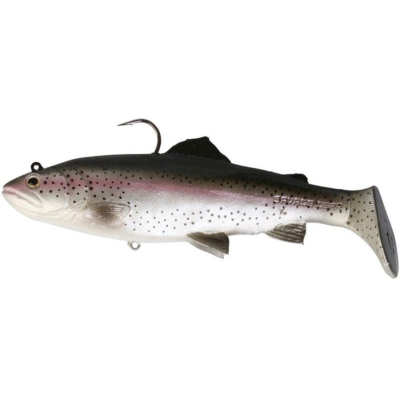 3D TROUT RATTLE SHAD SS RAINBOW TROUT
