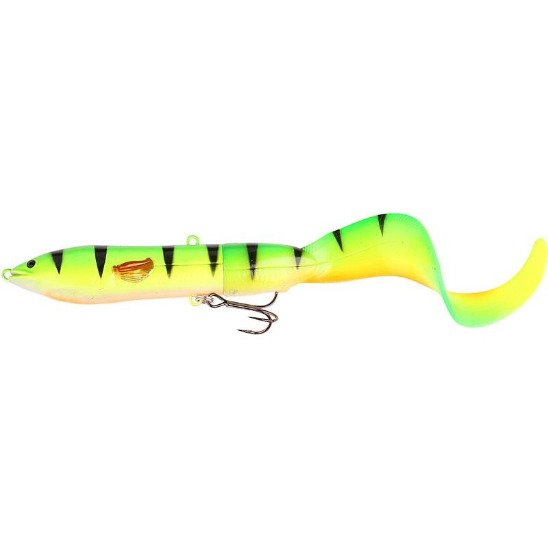 Savage Gear  THE 3D HARD EEL 17CM Fire Tiger