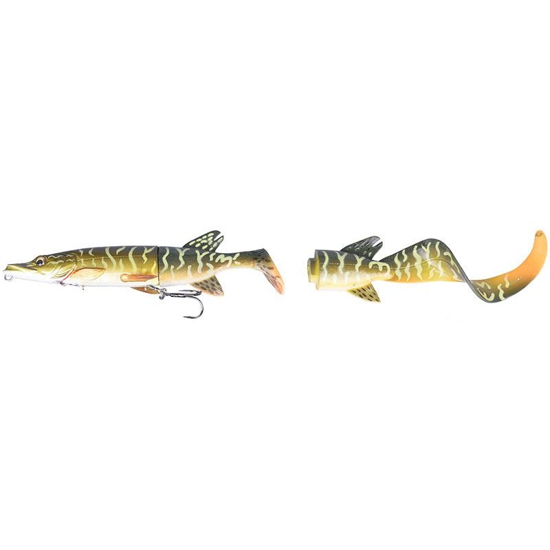 THE 3D HYBRID PIKE 25CM