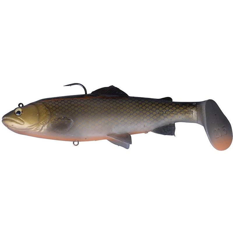 Savage Gear  3D TROUT RATTLE SHAD SS Dirty Roach - 20.5cm, 103g
