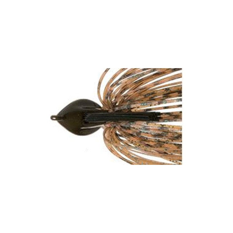 FLAT BACK JIG 14G BLUE MARRON