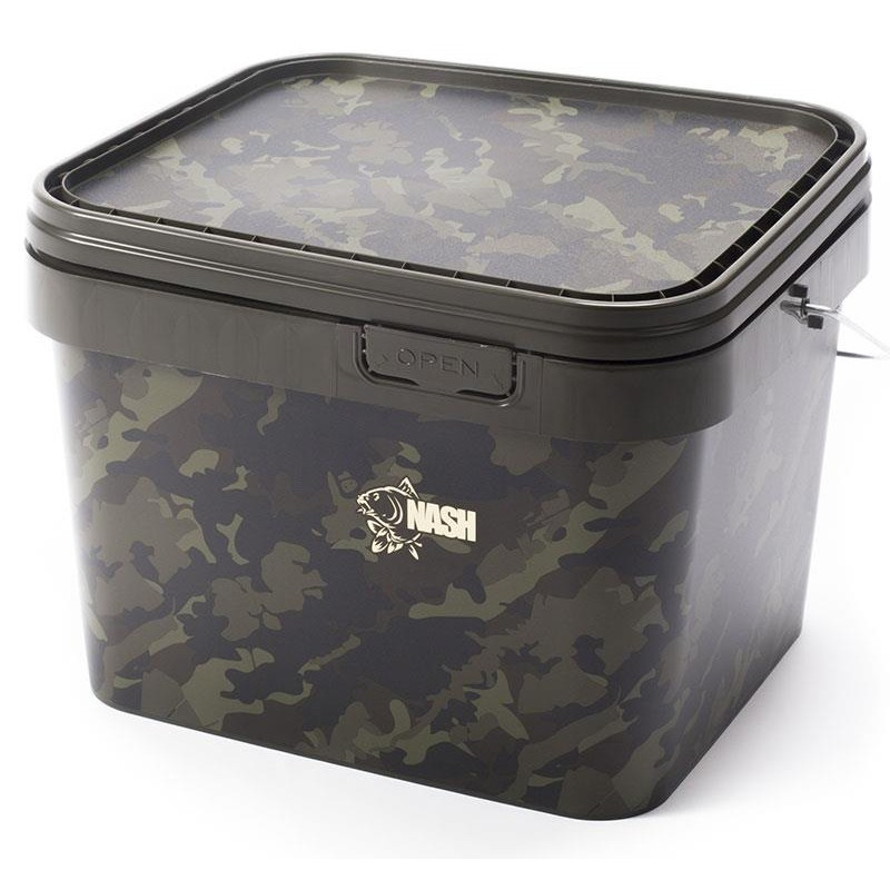 SEAU A APPATS NASH RECTANGULAR BUCKET - 5L