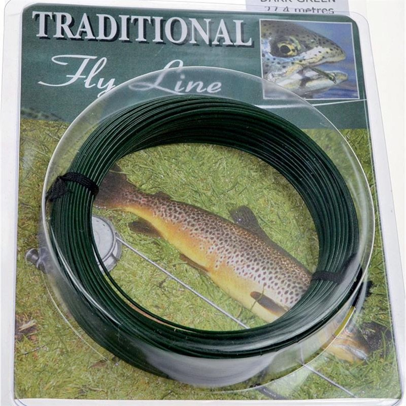 Fly Lines Pafex SOIE MOUCHE #6 SEMI FLOTTANTE