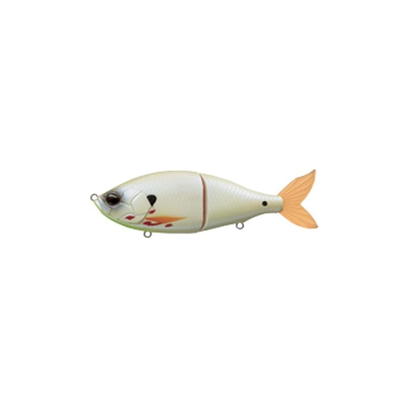 Lures Ever Green ESFLAT 14.5CM BLEEDING BONE